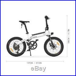 HIMO C20 20inch Electric Bicycle 250W Motor Ebike 25km/h Outdoor Urban E -bike
