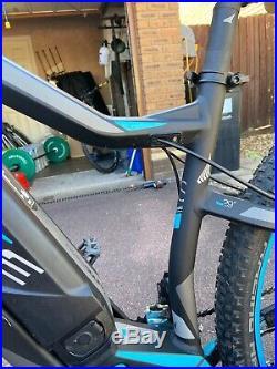Haibike SDURO HardNine RC 2015 Electric Bike 29 2015 400 Watt Yamaha Motor