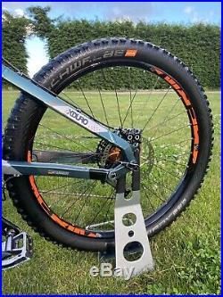 Haibike Xduro Nduro 8.0 Electric Bike E Bike Bosch CX Motor (2018)