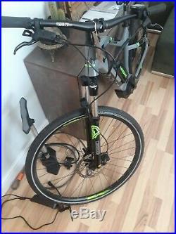 Haibike sDuro Hardnine 4.0 2019 ebike electric bike bosch cx motor RRP 2250£