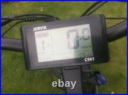 Jorvik MT 3-2 Electric Mountain Trike Bafang 250w Motor JMT3 Back Tricycle Bike