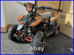 Kids Electric Quad 1000W 36V 6 Wheel Mini ATV Bike brushless motor ride on