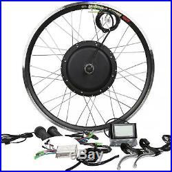 LCD + 48V1000W Hi Speed Electric Bicycle E Bike Hub Motor Conversion kit