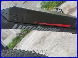 Lombardo Valderice Electric Mountain Bike Bafang 250W Motor (Read description)