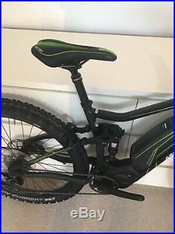 MERIDA E ONE TWENTY Electric Mountain Bike Very Light Use 70nm Shimano Motor