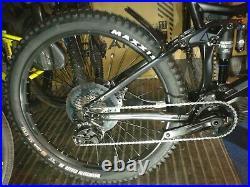 Merida e160 600 electric Mountain E Bike with new Shimano Steps e 8000 motor