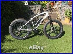 Nippon Electric Fat Tyre Bike 250 Watt Motor 36v 10.4 AH LG Battery LI-ION Cells