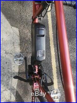 Omnium cargo electric bike size 54cm Medium 750w bafang motor