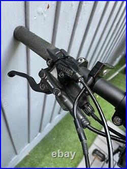 Orbea Wild MTB Electric E Bike With Bosch Performance CX Motor