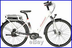 Peugeot Electric Bike EC01-100 Hybrid, E-Bike, 500w Bosch Active Line Mid Motor