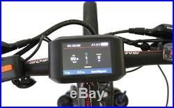 Power! 72V 3000W Hub Motor 263.0 Ebike Conversion kit+Color LCD Electric Bike