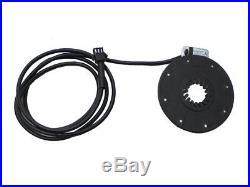 Risunmotor Electric Bike 48V 1500W eBike Conversion Kit 26 Rear Wheel & Display