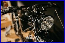 Ruff Cycles Ruffian Electric E-Bike Bicycle Bosch Motor Grey Chopper Cruiser