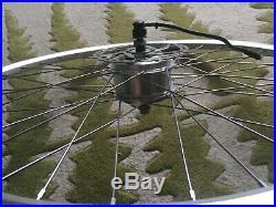 SWYTCH 700c 29er ELECTRIC MOTORISED BIKE WHEEL bicycle EBIKE 29 36v 250w