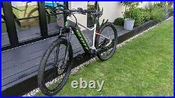 Scott Aspect eRide 30 XL 2019 Electric Mountain Bike Silver/Black (Bosch Motor)