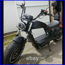 Stingray Electric Cruiser road legal motor bike scooter