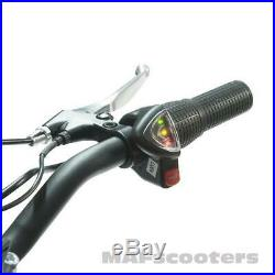 TOX Electric Dirt Bike 500 watt Motor 36 volt Lithium Battery 3 speed settings