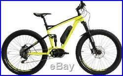 Terra Shimano step Center Mid Motor E-bike MTB Electric Bike Electricbicycle