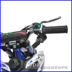 The New Electric Dirt Bike MAF SH1000 watt motor 36 volt