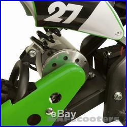 The New MAF Evolution E800 Electric Dirt Bike 800 watt motor 36 volt