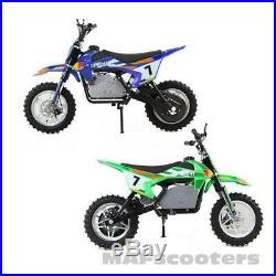 The New MAF Evolution MX1000 Electric Dirt Bike with 1000 watt motor 36 volt