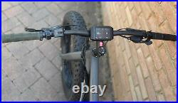 Trek Farley 5 Trail Fat Electric Bike 84v 3200w Cyc X1 Pro NEW Motor Ebike
