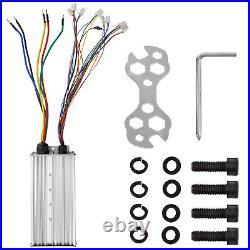 VEVOR Electric Brushless Motor 72V 3000W BLDC Controller Kit for Go Kart E-Bike