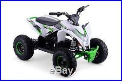 Xtreme Xtm Racing 48v Electric Quad Bike / Childs / Kids / New / Atv 1300w Motor
