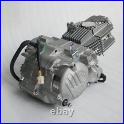 ZS212 212CC 5 Gears Electric Kick Start Manual Engine Motor PIT PRO DIRT BIKE